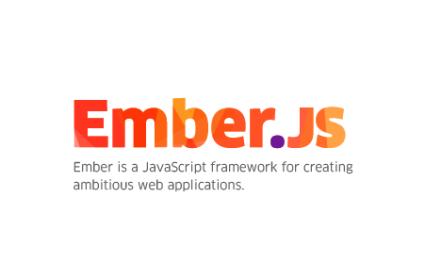 Логотип Ember.JS