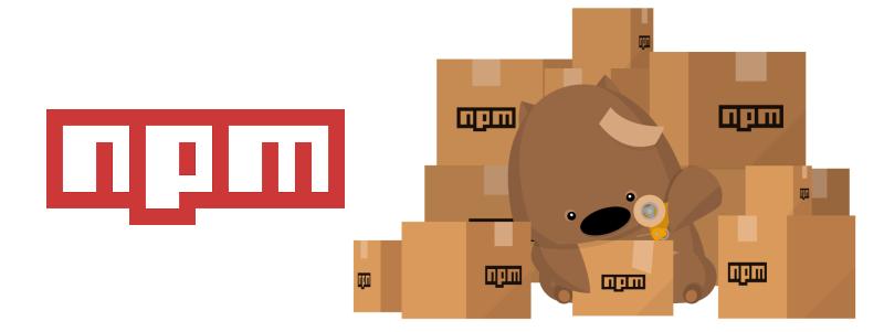 Логотип Npm